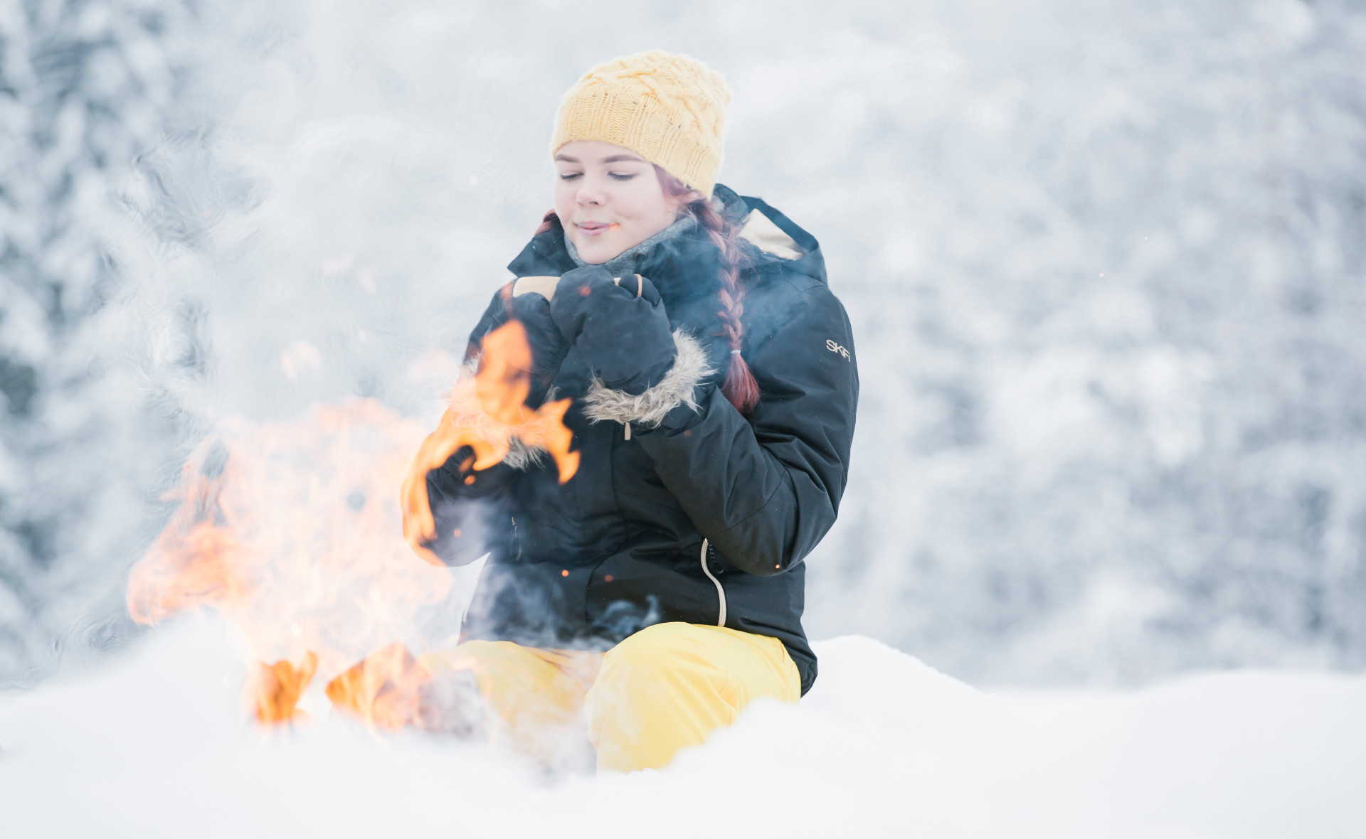 things to do in winter finland