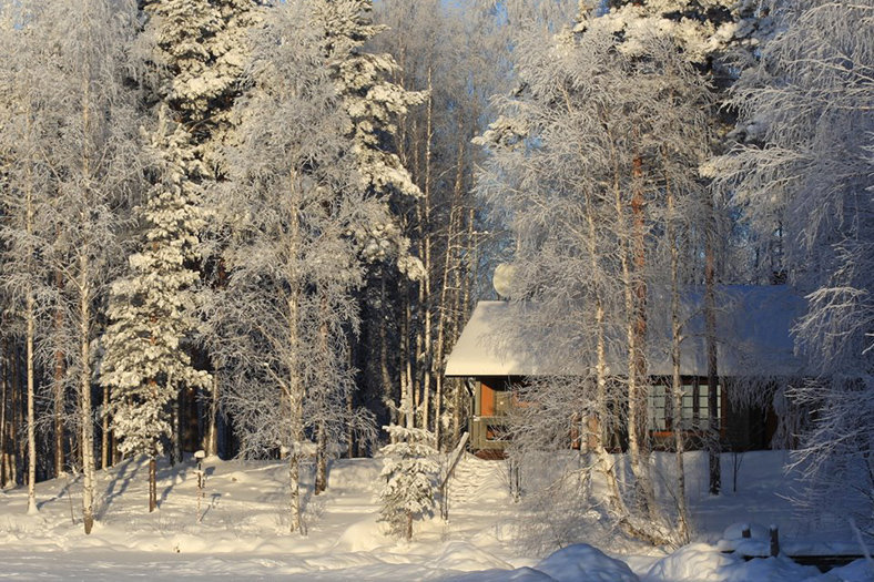 christmas holiday in finland