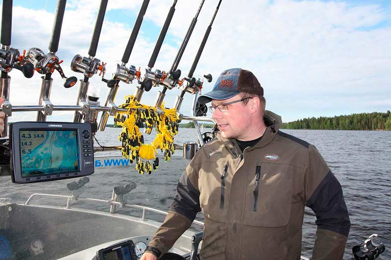 fishing guide finland janne parviainen