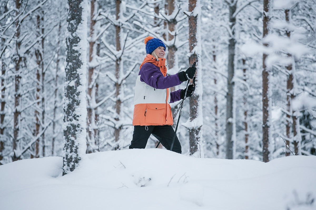skiing holidays in finland