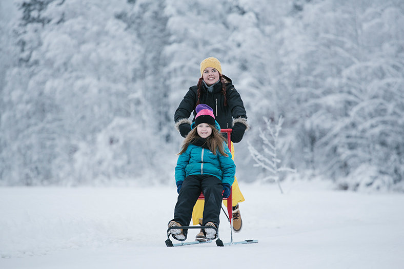 things to do in finland in winter